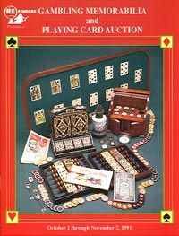 Gambling Memorabilia & Playing Card