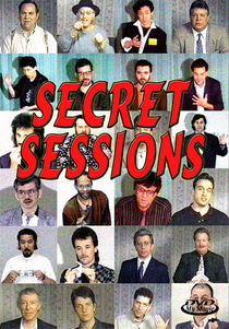 Secret Sessions DVD