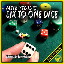 Six To One Dice Video (Meir Yedid)