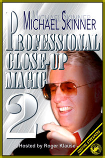 Professional Close-Up Magic #2 Video (Michael Skinner)