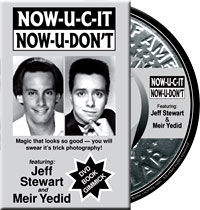 NOW-U-C-IT NOW-U-DON'T Special Edition (Jeff Stewart)
