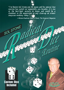 Radical Dice Routine (Sol Stone)