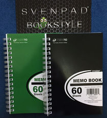 SvenPad® Bookstyle 2-Pack