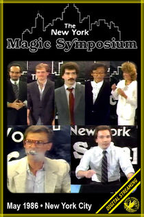 NY Magic Symposium 1986 Video