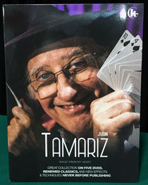 Magic From My Heart 5-DVD Set (Juan Tamariz)