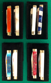 Color Changing Knife Set