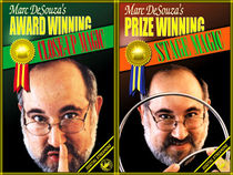 Marc DeSouza's Award Winning Close-Up & Prize Winning Stage Magic 2-Video Set