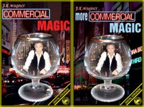 J.C. Wagner's Commercial & More Commercial Magic 2-Video Set
