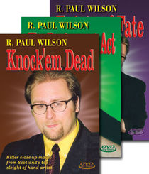 R. Paul Wilson's Knock'em Dead Close-Up 3-DVD Set