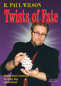 Twists Of Fate DVD (R. Paul Wilson)