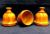 Wooden Indian Cups & Balls
