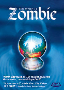 Zombie DVD (Tim Wright)