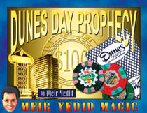 Dunes Day Prophecy (Meir Yedid)