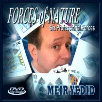 Forces Of Nature DVD (Meir Yedid)