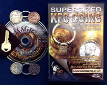 Supersized KFC Coins: Silver Edition (Ted Bogusta & Meir Yedid)