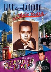 Live From London It's Meir Yedid