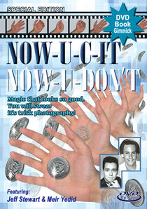 NOW-U-C-IT, NOW-U-DON'T (Jeff Stewart, Meir Yedid)