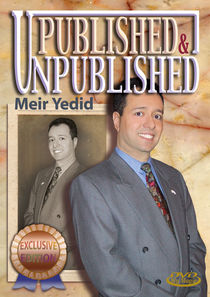 Published & Unpublished DVD (Meir Yedid)