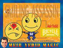 Smiling Assassin Bicycle Edition (Meir Yedid)