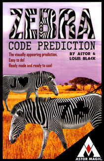 Zebra Code Prediction (Astor & Louis Black)
