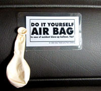 Do It Yourself Air Bag